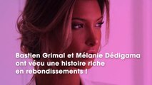 Mélanie Dedigama : elle tacle violemment son ex Bastien et ça fait mal !