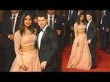 STUNNING Priyanka Chopra Jonas With HUBBY Nick Jonas At Isha Ambani & Anand Piramal ROYAL WEDDING