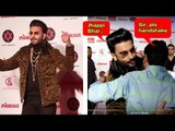 Simmba  Ranveer Singh is REAL ROCKSTAR ..Check out.. #Lokmat Most Stylish Awards 2018