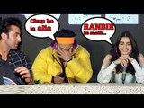 OMG Alia Bhat BOLD STATEMENT Over RANBIR KAPOOR. GULLY BOY Promotions.