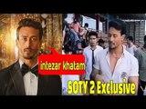 SOTY 2 Exclusive |Tiger Shroff Reveals Secret About Karan Johar SOTY 2