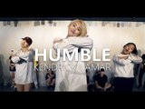 [ MASTER CLASS ] Kendrick Lamar - HUMBLE / Choreography . PK WIN