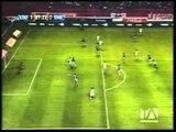 Liga de Quito 1 - 0 Emelec, fecha 13 Campeonato ecuatoriano de fútbol 28/09/2012
