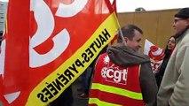 Les syndicats enterrent les promesses du Medef à Tarbes