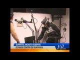 Supertel incauta equipos de radio centro de Guayaquil