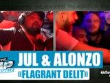 Jul & Alonzo Flagrant délit #PlanèteRap