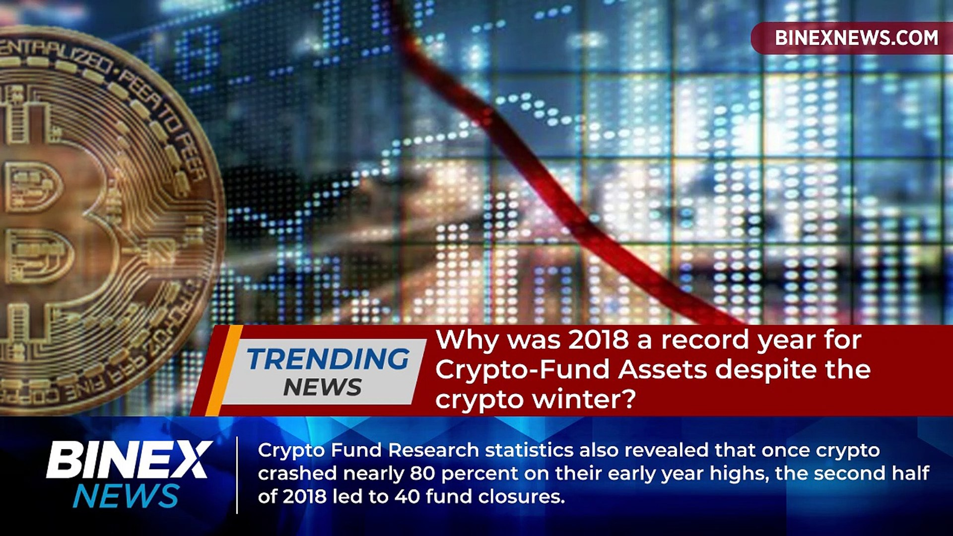 Record Year for Crypto-Fund Assets Despite the Crypto Winter!