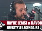 Hayce Lemsi - Freestyle légendaire x Davodka #PlanèteRap
