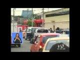 Policía desarticula una banda dedicada al secuestro express en Guayaquil