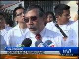 90 médicos renuncian en Ambato en rechazo al Código Integral Penal