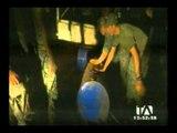 Fuerzas Armadas encuentran precursores químicos en Esmeraldas