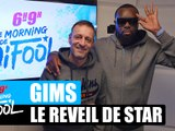 Gims - Le réveil de Star #MorningDeDifool