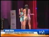 12 colegios de Quito participaron en el intercolegial de teatro