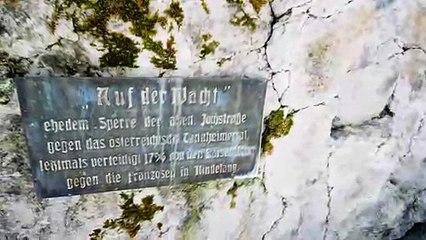 Rodeln im Allgäu: Auf der Alten Jochstraße