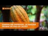 Jóvenes realizan emprendimiento con productos a base de cacao - Teleamazonas