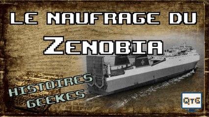 Le Zenobia – Histoires GEEKes #1