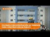Avanza la construcción del puente sobre el Río Daule - Teleamazonas