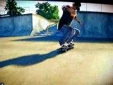 EA Skate neila 360 hippie flip (PS3 primary school)