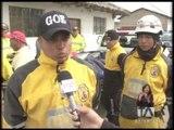 GOE rescató a cuatro trabajadores perdidos en el volcán Cayambe