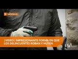 Video registra robos en el centro de Guayaquil - Teleamazonas