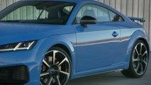 Audi TT RS Restylée : le trailer officiel