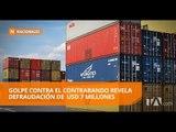 Ecuador asesta dos grandes golpes contra el contrabando - Teleamazonas