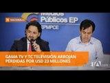 Gama gastó USD 5 millones en transmitir las sabatinas de Correa - Teleamazonas