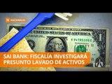 Unidad de Lucha contra la Corrupción investiga al Sai Bank - Teleamazonas