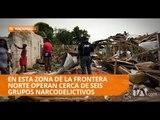 Violencia en San Lorenzo supera estadísticas a nivel nacional - Teleamazonas