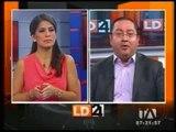 Entrevista a Carlos De la Torre, ex -ministro de economía y finanzas