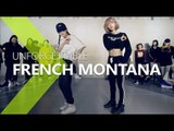 [ Master Class ] French Montana - Unforgettable ft. Swae Lee / PK WIN Choreography .
