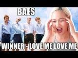 WINNER 'LOVE ME LOVE ME' MV REACTION
