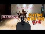 【KY】BLACKPINK — PLAYING WITH FIRE(불장난) DANCE COVER(Parody? ver.)