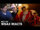 NCT 127 - LIMITLESS [ PERFORMANCE VER. ] REACTION VIDEO #wnax