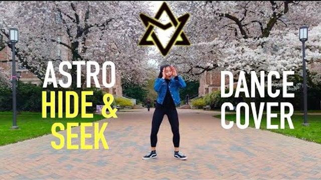 ASTRO (아스트로) - HIDE&SEEK (숨바꼭질) - DANCE COVER