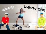DANCING WITH KANG DANIEL AND ONG SEONGWOO