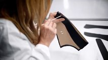 Savoir-faire : tous les secrets de confection du sac Saddle Dior Homme