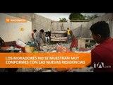 Casas que fueron afectadas por coche bomba son reconstruidas - Teleamazonas