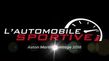 Aston Martin Vantage 2018 - V8 sound