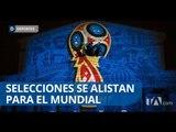 Las selecciones sudamericanas se encuentran camino a Rusia - Teleamazonas