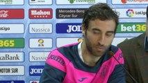 "Getafe - Flamini : ""Getafe, l'équipe la plus anglaise d'Espagne"""