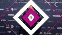 PHOTOS. Élodie Bouchez, Alex Lutz, Mélanie Thierry... les people sur leur 31 pour les Prix des Lumières 2019