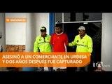 Capturan a un sujeto que asesinó a un comerciante en Urdesa - Teleamazonas