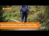 Evasión de controles migratorios tras pedido de pasado judicial - Teleamazonas