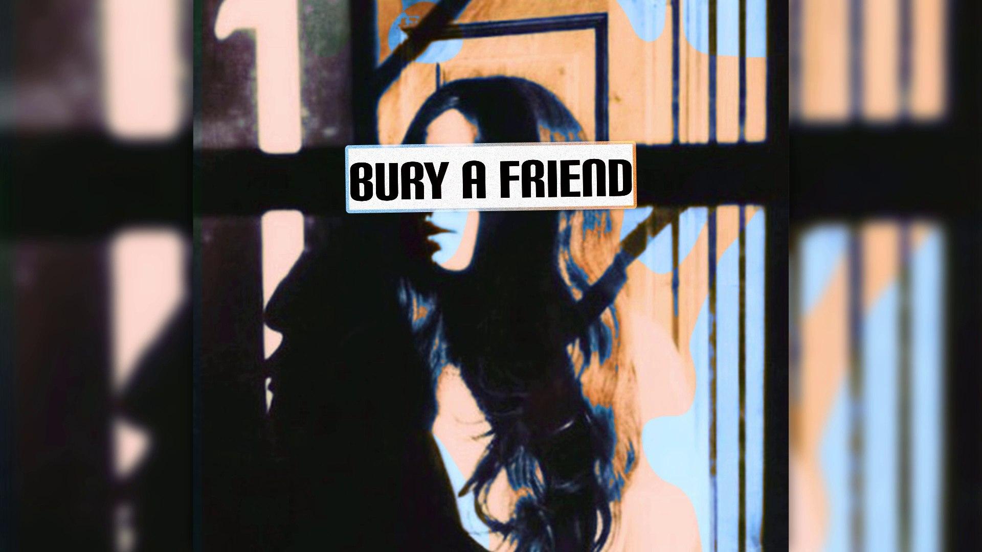 Billie Eillish - bury a friend (Lyrics)