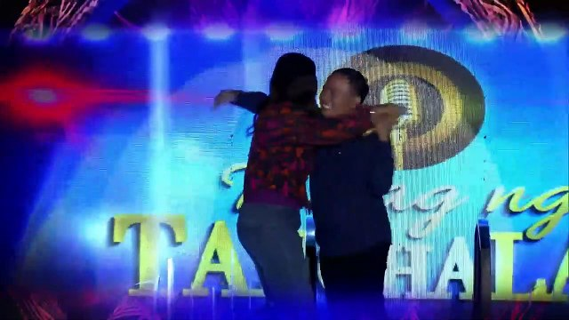Tawag ng Tanghalan Update: Adelle Nicole steals the Golden Microphone from Eric Cagadas!