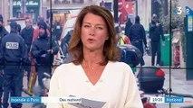 Incendie à Paris : des recherches toujours en cours
