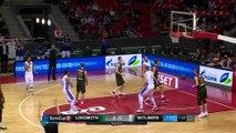 Lokomotiv Kuban Krasnodar - Fraport Skyliners Frankfurt Highlights | 7DAYS EuroCup, T16 Round 6