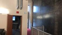 Visite des nouveaux studios MAPL à Hydrophone