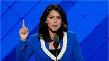 Tulsi Gabbard Expresses Support For War Criminal Assad